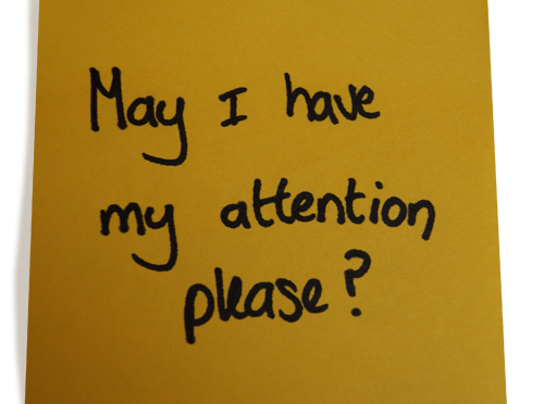 5 Ways to Be Ruthless With Your Attention